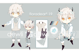 Floradear19 Auction: [CLOSED] + AB by dewli