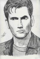 david tennant by 11thDoctor