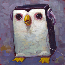 Hip Hopenguin 3 by jasinski