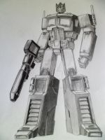 Optimus Pime by stardust12345