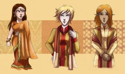 Jahiveer fashion by Ilweran