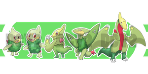 Grass Starter Designs for Sale by Faketops