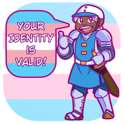 [Kirby] You're Valid! by one-starry-knight