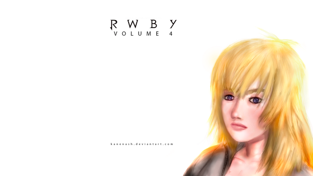 RWBY - Volume 4 - Yang Xiao Long - Reality by KaneNash