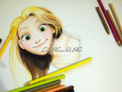 Rapunzel by like-music-to-me