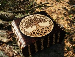 Tree of Life mystery/puzzle  opening box by llinosevans