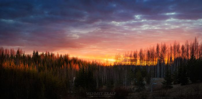 Last light of the day by m-eralp