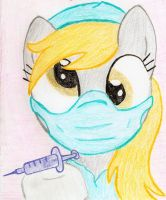 Doctor Derpy by TheLordofPies