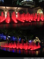Fullerton Fountain by SS-OschaWolf