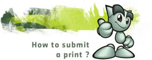 How to submit a print by Kaoyux