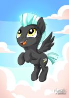 Young Thunderlane by mysticalpha