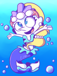Queen of the Sea by Trollan-gurl22
