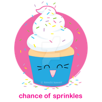 Chance of Sprinkles by kimchikawaii