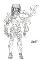 [ AvP ] Gaal by clairetiger