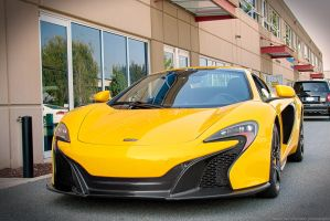 Racing Pikachu 650S by SeanTheCarSpotter
