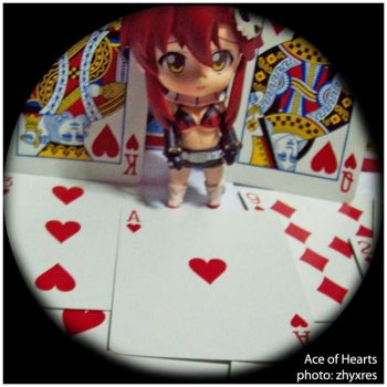Ace of Hearts by zhyxres