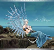 PW- ICE  Angel by AlbinaDiamond