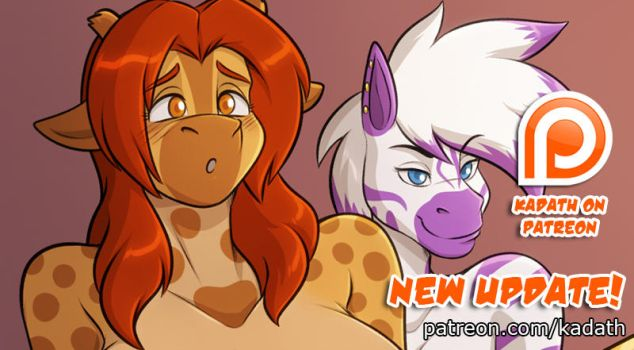 Share and Share Alike: Page 57 Preview by KadathArt