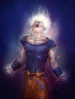 going Super Saiyan by StereoiD