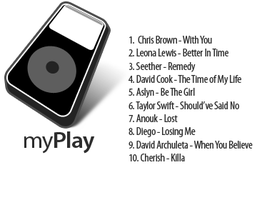myPlay - Playlist by furiousfelinefuries