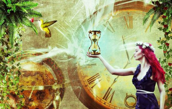 Time Keeper wallpaper by Stanley-ontheroad