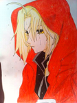 Edward Elric: A Different Style by Bionic-to-Automail
