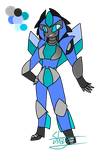 Transformer femme adopt (closed by RadioactiveRays
