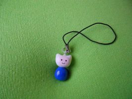 Finn, the human. Polymerclay by hikuxan