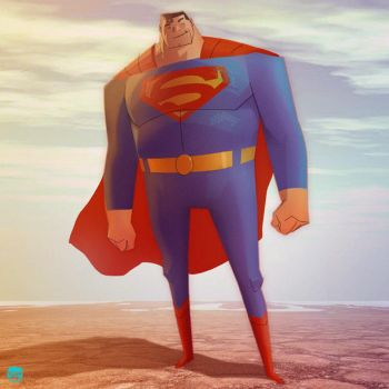 Superman by CoranKizerStone