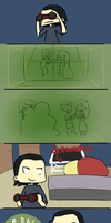 Attack of the Teens Pt. 8 by blargberries