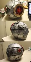 bioshock - big sister helmet by bodysnatched