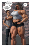 Muscle Growth Overdose by Lingster