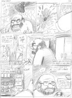 Uncle Cyrus - story 3 pg 2 Pencils by JLRoberson