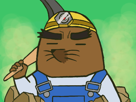 Resetti says ...SAVE by soopa-boombox-rox