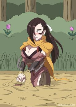 Kagero in Quicksand 04 by A-020