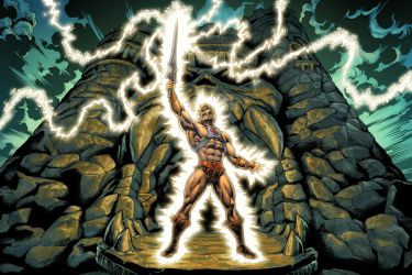 He-Man, Most Powerful Man In The Universe. by Axel-Gimenez