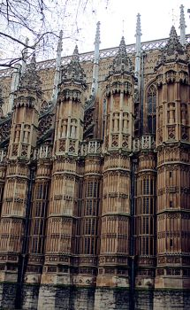 Westminster Abbey 2 by distasty
