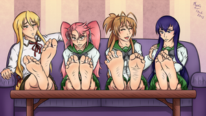 SoleHunters commission by mystic-touch