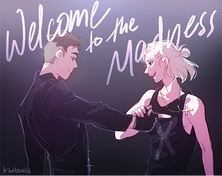 :: welcome to the madness by hawberries