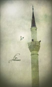 Mosque by al7neen0