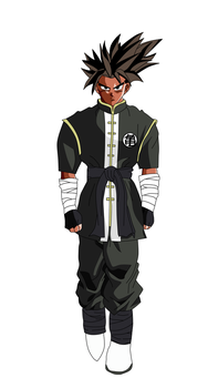 Commission #2 - Micah by PatrollerWatchXV2