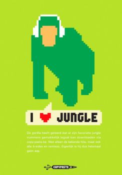 i love jungle by mobutu