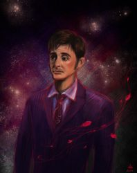 I let somebody get under my skin -- Doctor Who by MrBorsch