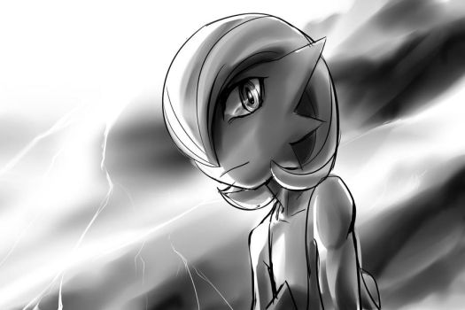 Blinding by HydeousShadow