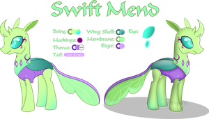 Swift Mend by TheShadowStone