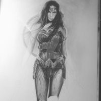 Wonder Woman WIP 3 by ChrisStoner