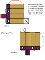 Blitzwing paperformer part four by lovefistfury