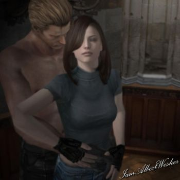 All I want is you by IamAlbertWesker
