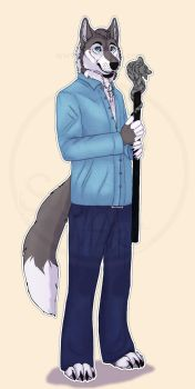 Commissions: Ramos - full body by SaQe
