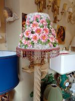 Ribbon embroidery lampshade by TetianaKorobeinyk
